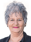 Kaye Urwin - PA to Brenda Urwin