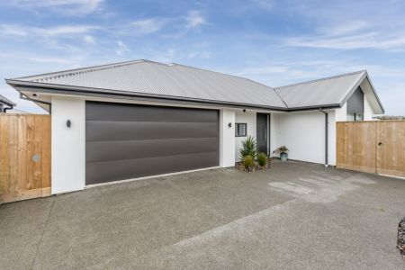 Near New Home In A Very Desirable Location