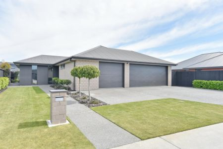 Fabulous Home With 70m2 Garage (approx)