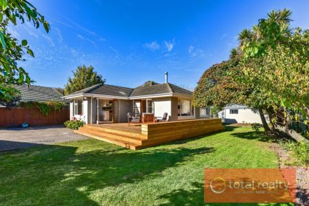 First Home Within Walking Distance To Town