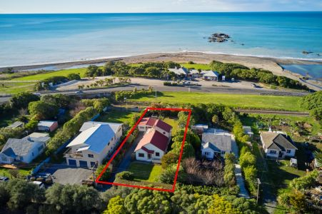 Extensively Renovated Coastal Home