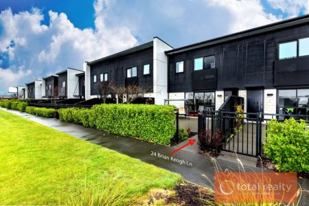 Easycare Townhouse With Reserve Views