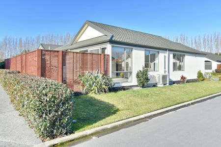 Situated  in A Quiet Gated Village